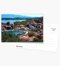 Kassiopi, Corfu Postcards