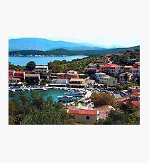 Kassiopi, Corfu Photographic Print