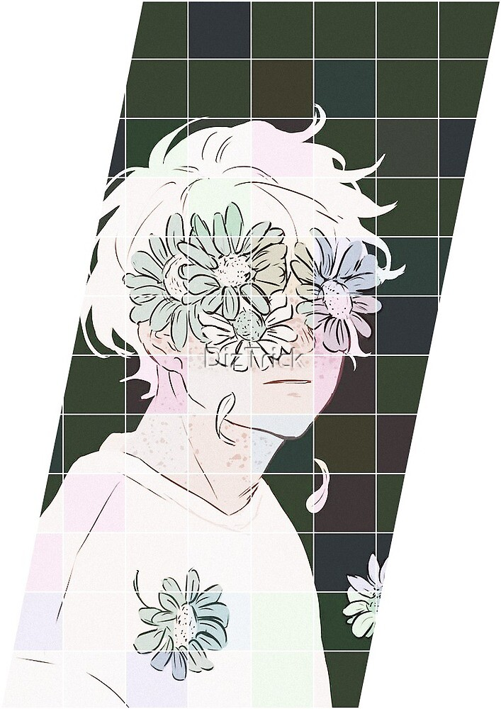 Flower boy by DizTrick