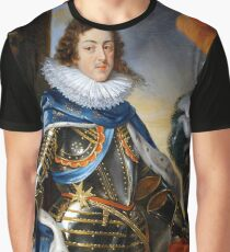 Louis XIII of France Graphic T-Shirt