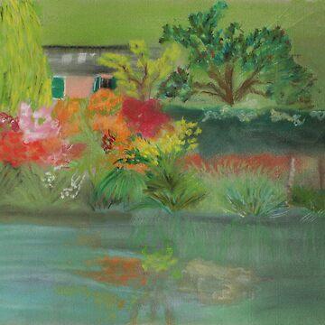 Le Jardin de Monet by juliex