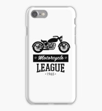Motorcycle Collections logos iPhone Case/Skin