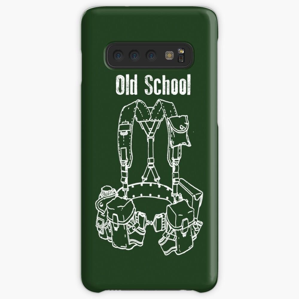 Old School LBE Case & Skin for Samsung Galaxy