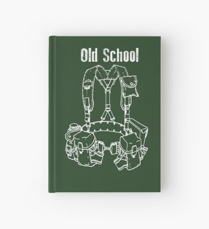 Old School LBE Hardcover Journal