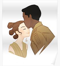 Forehead kiss Poster