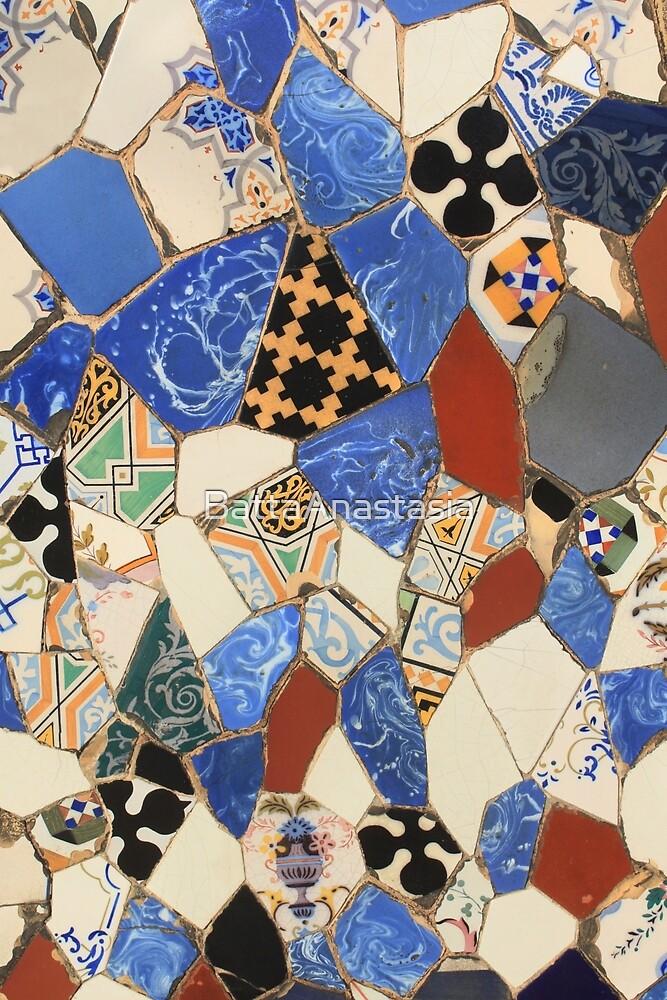 Mosaic decoration by BattaAnastasia