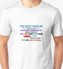 Wentworth song Unisex T-Shirt