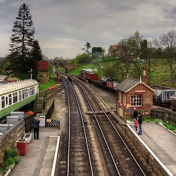 Goathland Railway Station by tomg