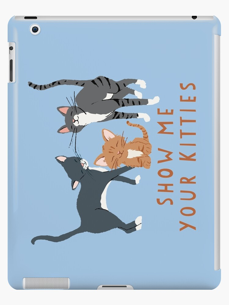 Show Me Your Kitties by BunnyThePainter