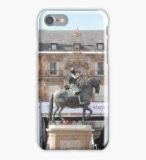 Plaza Major iPhone Case/Skin