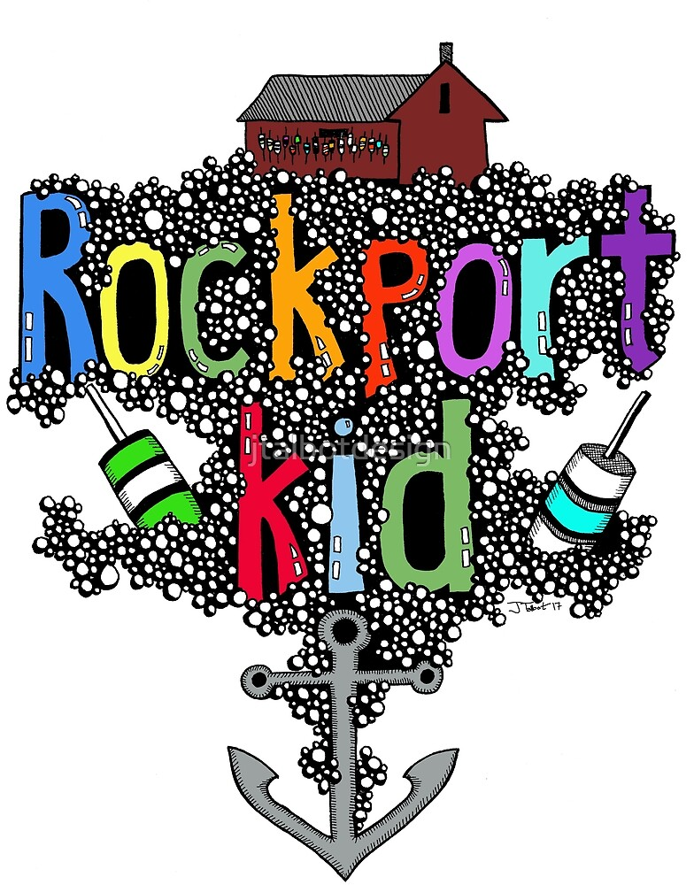 Rockport Kid by jtalbotdesign