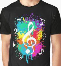 Music grunge Graphic T-Shirt