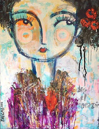 Desde el Corazón by artbythelma