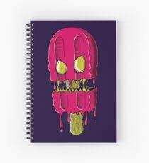 Paleta Monster Spiral Notebook