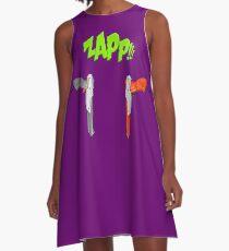 ZAPP!!! [Pixel Art] A-Line Dress