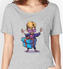 Dick In a Box - SNL Women's Relaxed Fit T-Shirt
