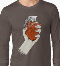 My Heart like a Handgrenade T-Shirt