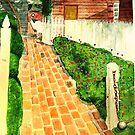 Garden Path by Marriet