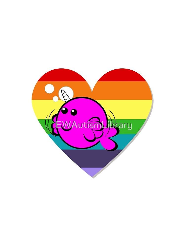 Flappy Pride! by EWAutismLibrary