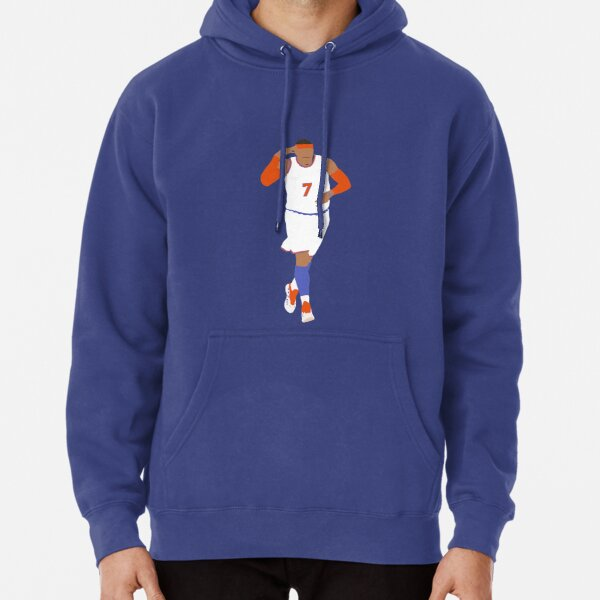 Carmelo Anthony Celebration  Pullover Hoodie