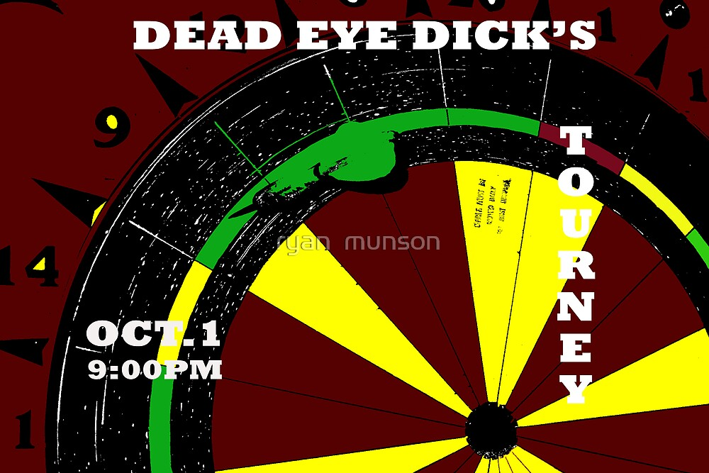 dead eye dick's by ryan  munson