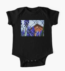 Grape Hyacinth at the Red Brick Schoolhouse Kids Clothes