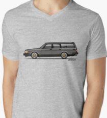 Connor's Volvo 240 Gray Wagon T-Shirt