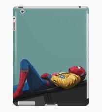 Spider Man Homecoming Vector Art iPad Case/Skin