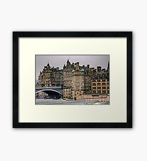 The East End Framed Print