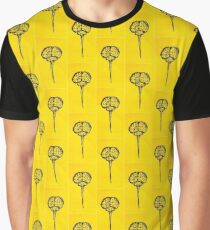 Brain Needle, hh5art Graphic T-Shirt
