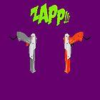 ZAPP!!! [Pixel Art] by Carlos Tato