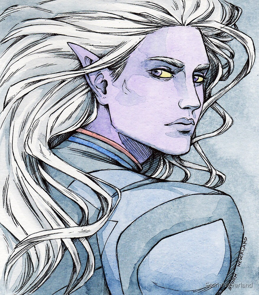 Lotor by StormNeverland