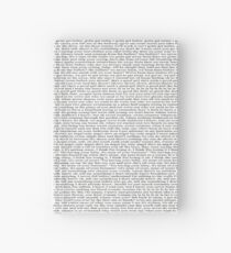 Every Lyric from Harry Styles Album Hardcover Journal