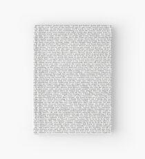 Cuaderno de tapa dura Cada letra de Harry Styles Album