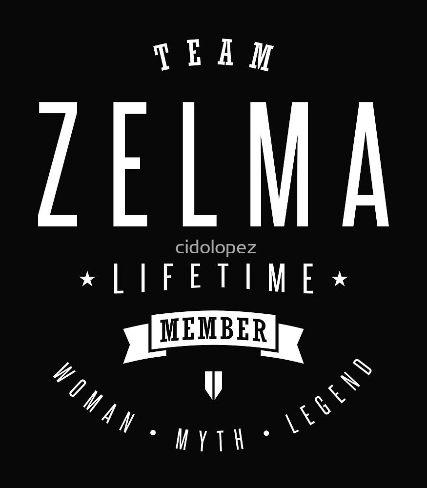 Zelma by cidolopez