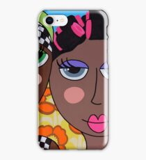 Island aunties  iPhone Case/Skin