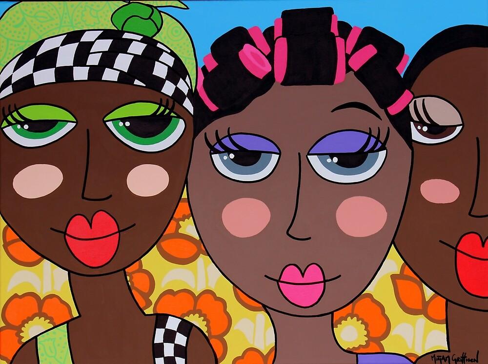 Island aunties  by MonsoonSafari