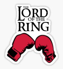 Seigneur des Anneaux - Lord Of The Ring Sticker