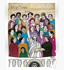 Liberty's Alternative Inauguration Poster