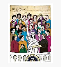 Liberty's Alternative Inauguration Photographic Print