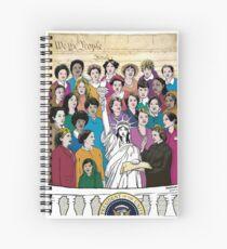 Liberty's Alternative Inauguration Spiral Notebook