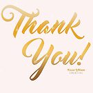 """""""Thank You!"""" by KLCreative"""