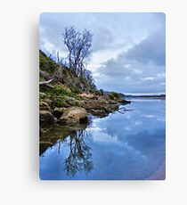 Old Bar NSW Canvas Print