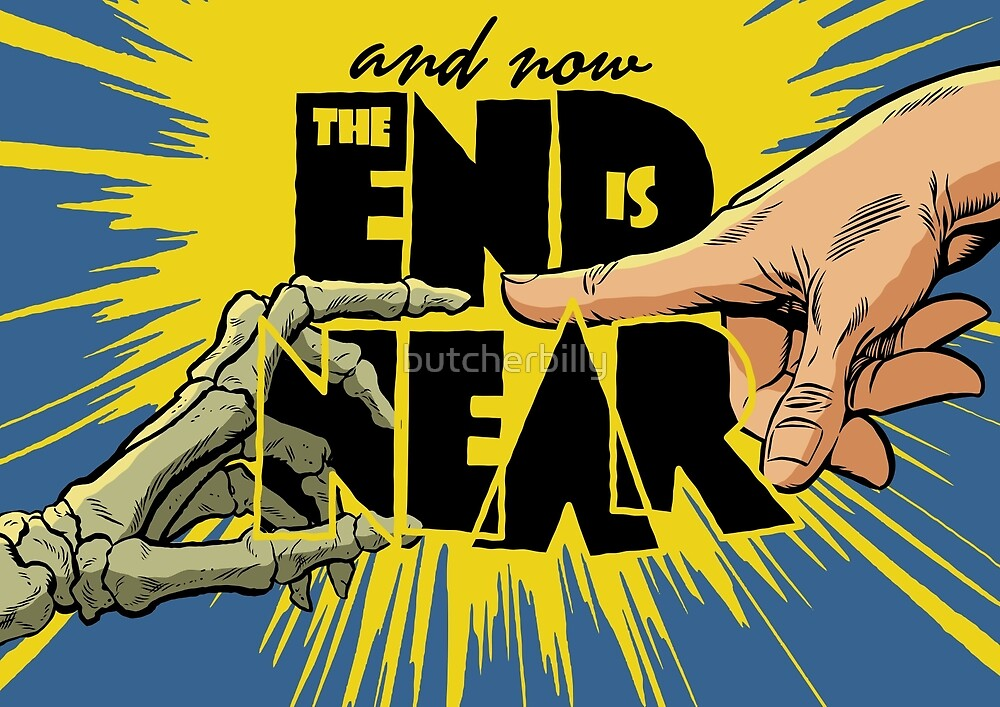 The End by butcherbilly