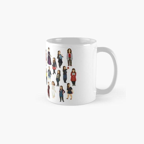 Every Clara Outfit Ever | S7 Classic Mug