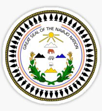 Navajo Sticker