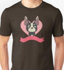 Stacy the dog. Unisex T-Shirt