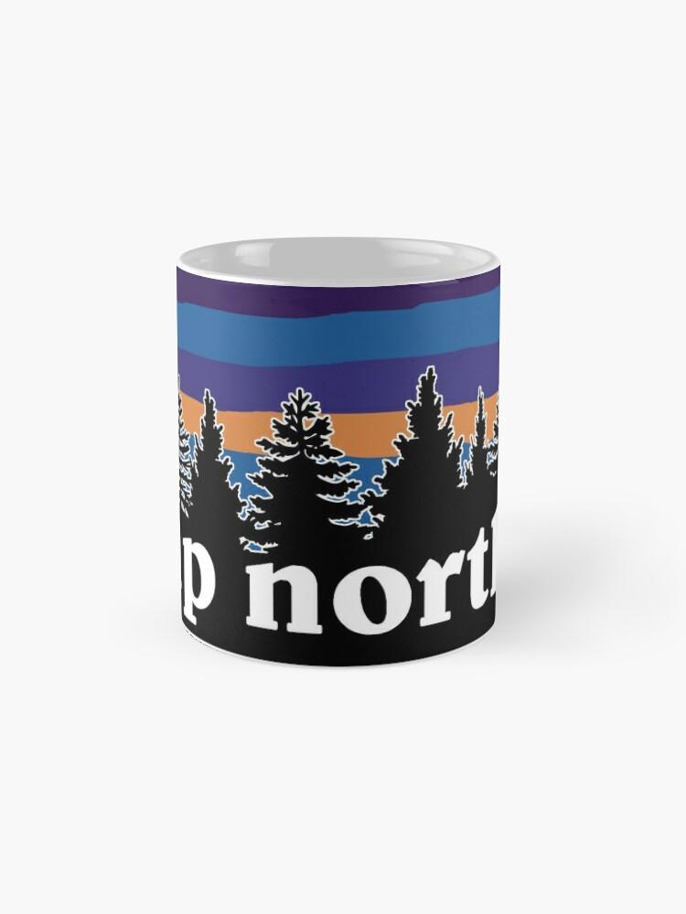 Alternative Ansicht von im Norden Tasse
