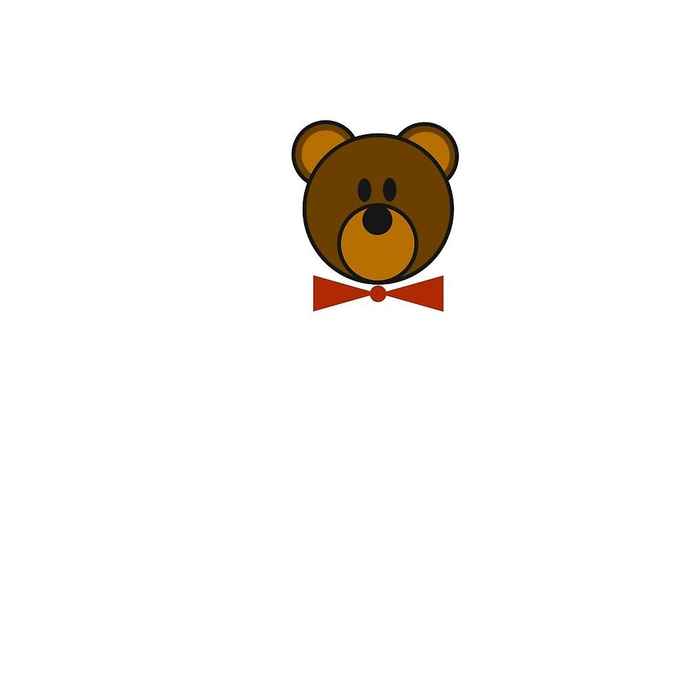 Bear Bear by TinyFishDesign