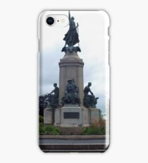 Bournemouth  memorial to the fallen iPhone Case/Skin